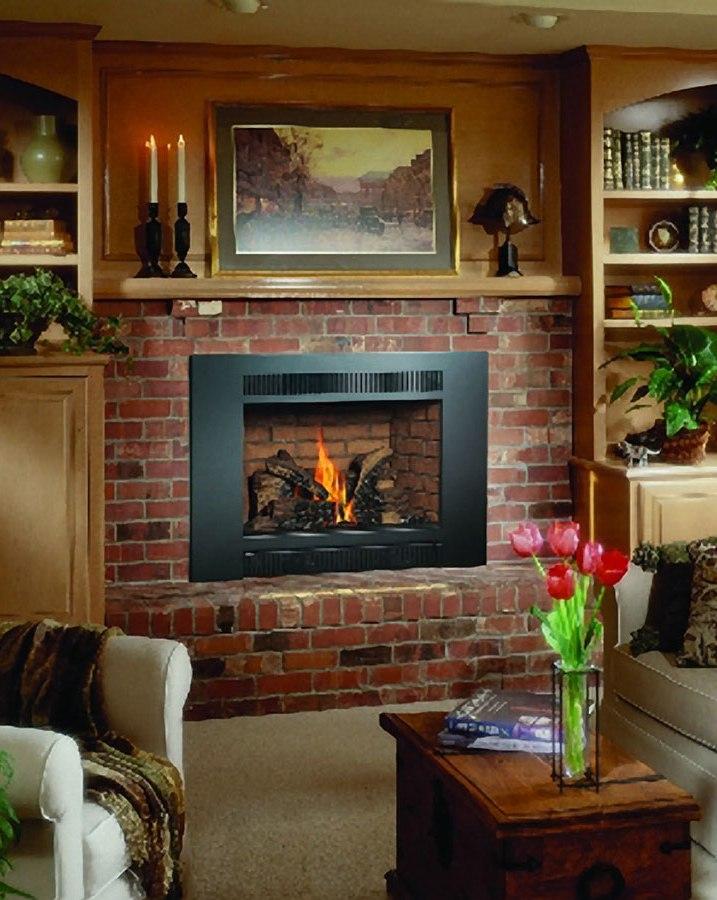 Fireplace Design lopi fireplace inserts : Gas Fireplace Inserts Archives - The Fireplace Professionals
