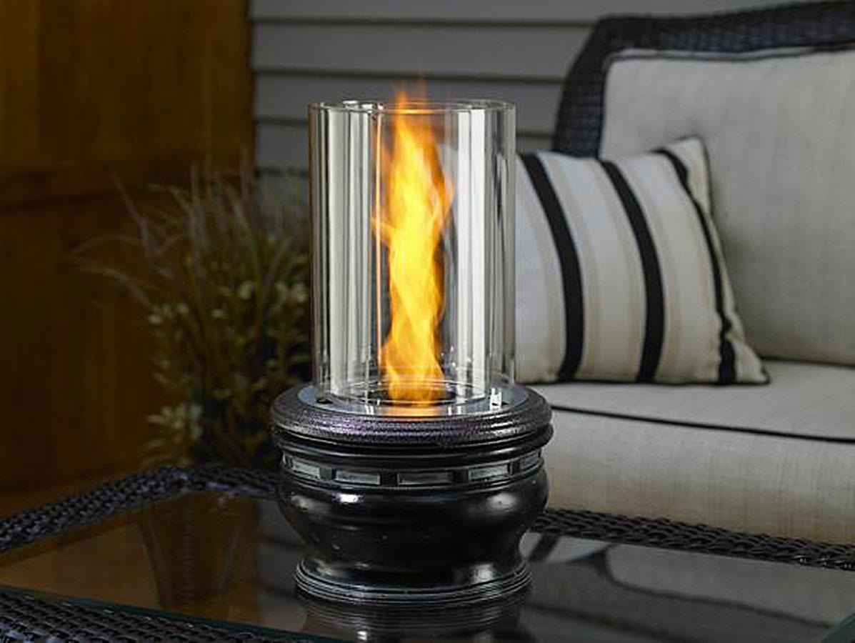 the fireplace venturi outdoor flame