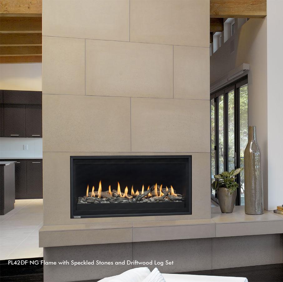 Montigo Linear Pl Series Gas Fireplace Fireplace Pros