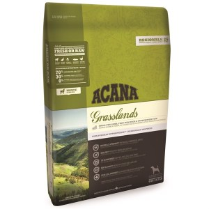 Acana Grasslands hundefoder, 2 kg