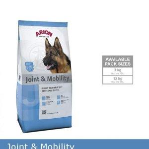 Arion Joint & Mobility Hundefoder - 12kg