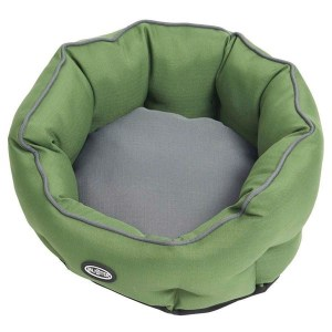 BUSTER Cocoon seng, Artichoke Green/Steel Grey, medium