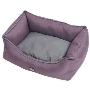 BUSTER Sofaseng, Black Plum/Steel Grey