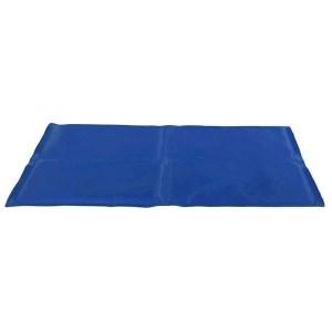 Kølemåtte til hunde, 65x50 cm, blå