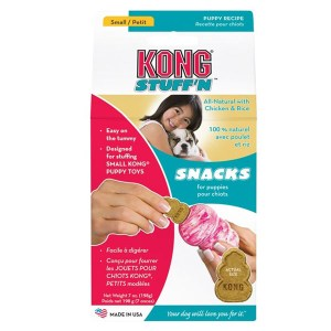 KONG StuffN snacks til hvalpe, Small