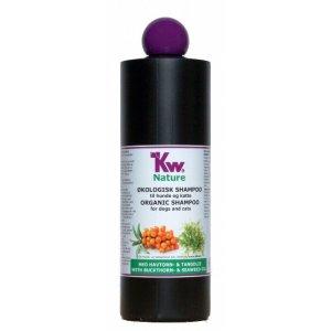 Kw Nature Økologisk Havtorn- & Tangolie Shampoo Til Hunde Og Katte - 500ml - - - -