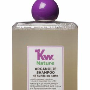 Kw Nature Hunde og Katte Shampoo - Med Arganolie - 500ml - Økologisk