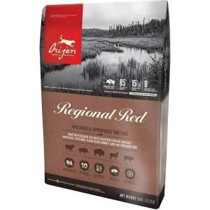 Orijen Regional Red hundefoder, 6 kg