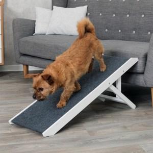 Rampe, justerbar rampe til dit kæledyr