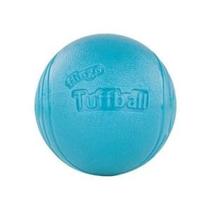 Red Dingo Flingo Tuff Ball, Blå, 2 stk