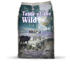 Sierra Mountain 13 kg - Taste of the Wild - M/GRATIS LEVERING OG GRATIS GODBIDDER