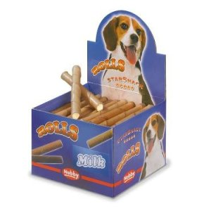Starsnack Hunde Snack Godbidder Rulle Med Mælke Fyld, 1stk