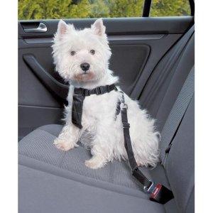 Trixie Hunde Sikkerhedssele Til Bil, XS, S Og M