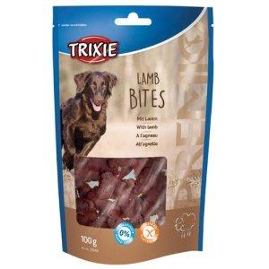 Trixie Hunde Snack Godbidder med Lammekød i Bidder - Sukkerfrie - Glutenfrie - 100g