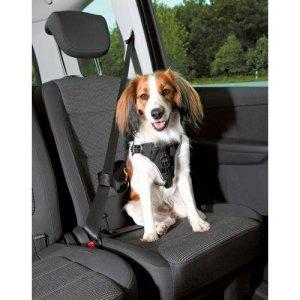 Trixie Hunde sikkerhedssele Til Bil, M, L og XL
