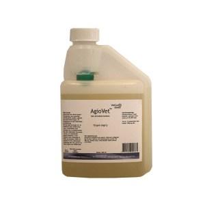 Vetcur AgioVet sølvvand, desinfektionsmiddel, 500 ml