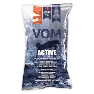 Vom Active fuldfoder kødboller, 2,5 Kg
