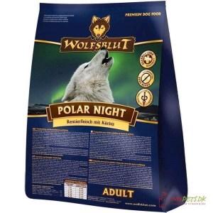 WolfsBlut Polar Night Adult hundefoder, 15 kg