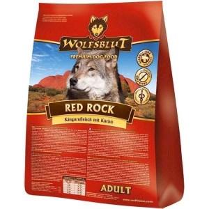 WolfsBlut Red Rock Adult hundefoder med kænguru, 15 kg