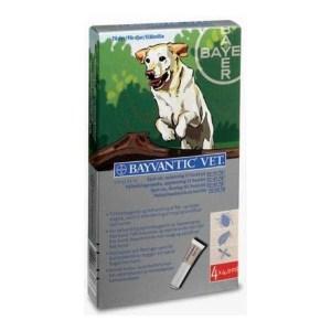 Bayvantic loppemiddel til hunde 25-40 kg