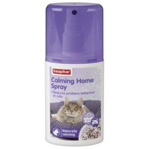 Beaphar Katte & Hunde Spray med Beroligende Effekt - 125ml