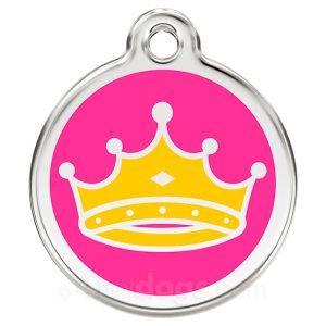 Hundetegn Dronningkrone medium