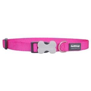 Red Dingo Halsbånd, Pink, 31-47cm