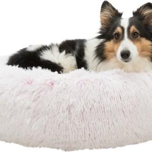 Harvey Hundeseng, 50 cm, Hvid/Pink