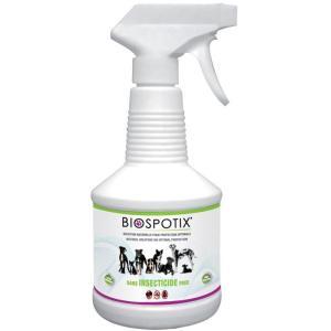 Biospotix loppemiddel til hunde - 100% naturligt