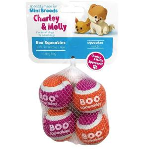 Charley & Molly fodbold til små hunde