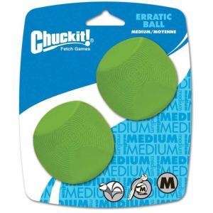 Chuckit Erratic bolde - 2 størrelser