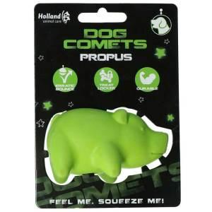 Dog Comets uregelmæssig hoppen hundelegetøj