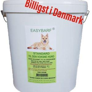 EasyBarf Standard 7,5 kg i spand