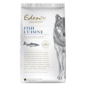 Eden 80/20 Fish Cuisine - 12kg