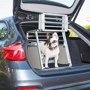 Ferplast Atlas hundebur i aluminium + madras - 4 størrelser