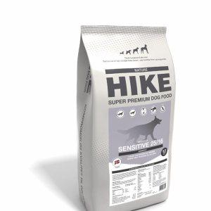 HIKE NATURE Sensitive 25/16 kornfri hundemad - 12 kg