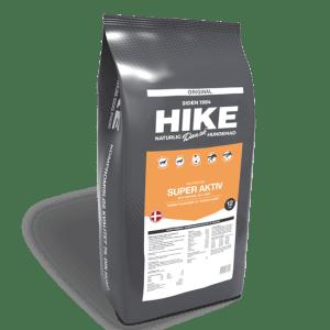 HIKE ORIGINAL Super Aktiv 32/32 hundemad - 12 kg
