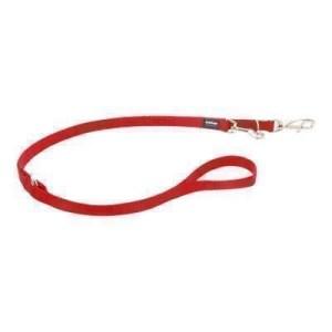 Red Dingo dressurline, Rød, 200cm/25mm