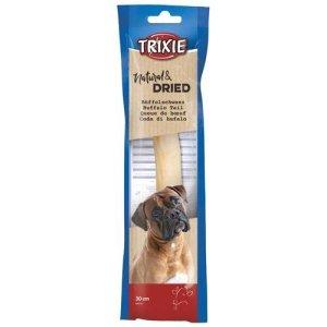 Trixie Hunde Snack Tørrede Bøffel Hale - 30cm - Naturlig - - - -