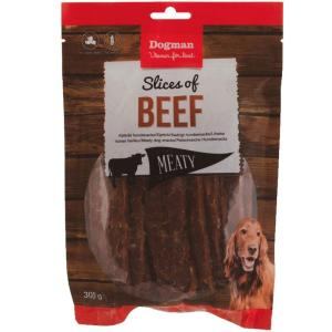 Dogman Slices of Beef hundesnacks