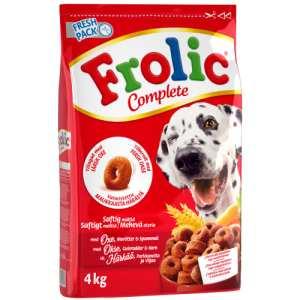 Frolic hundefoder - Complete - Oksekød & grøntsager
