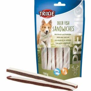 Trixie Premio Hunde Snack Hjort & Fisk - 100g