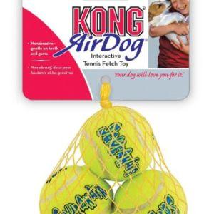 Airkong Squeaker tennis ball Small 3stk.