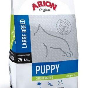 Arion Original Puppy Large kylling og ris 3kg