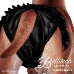 Ballerina løbetidsbuks M Sort