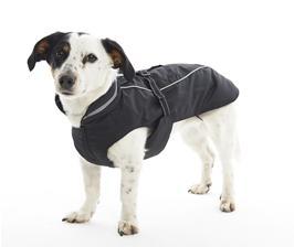 Buster Vinter frakke Sort, flere størrelser Large