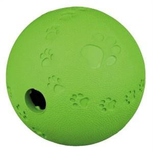 Dog Activity Snack ball, i gummi, Ø 6cm