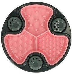 Foderskål - Puzzle & Feed Pink