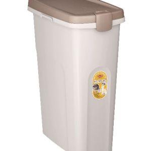 Foderspand hvid/sand 40L (15kg)