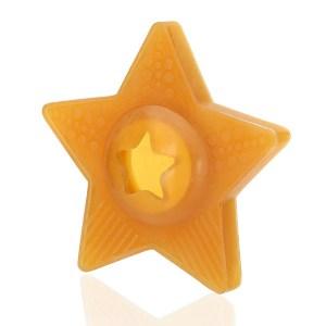 Hevea stjerne hunde aktivitets legetøj